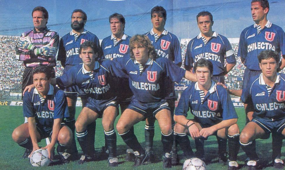 A 22 años de un título histórico - AS Chile