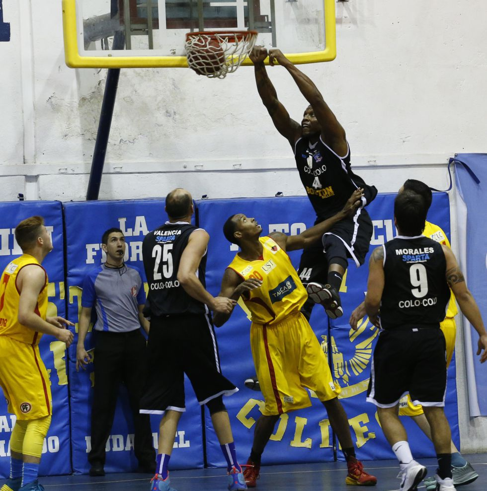 Colo Colo Recupera A Pervis Pasco Para Final De La Liga Zona Basket Curico