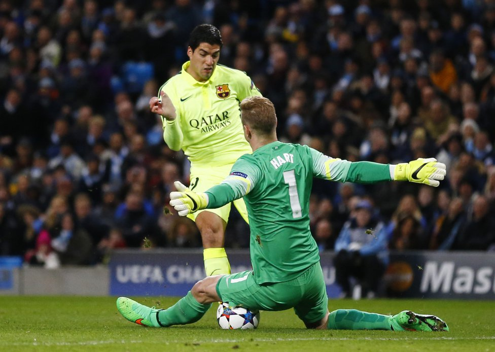 صور : مباراة مانشستر سيتي - برشلونة 1-2 ( 24-02-2015 )  1424809639_812275_1424810181_album_grande