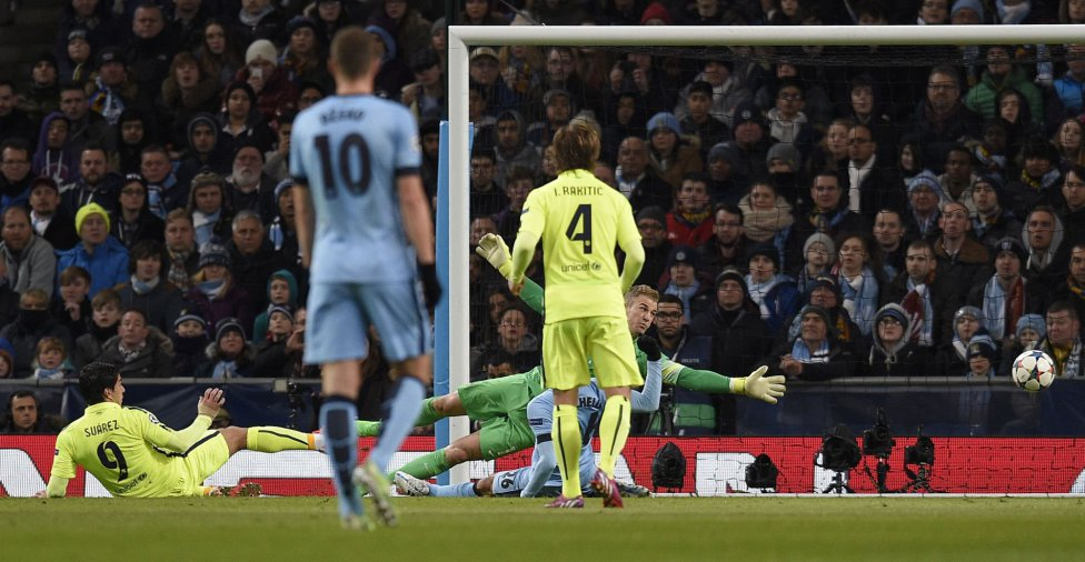 صور : مباراة مانشستر سيتي - برشلونة 1-2 ( 24-02-2015 )  1424809639_812275_1424810184_album_grande