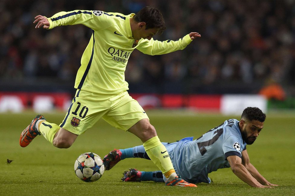 صور : مباراة مانشستر سيتي - برشلونة 1-2 ( 24-02-2015 )  1424809639_812275_1424810192_album_grande