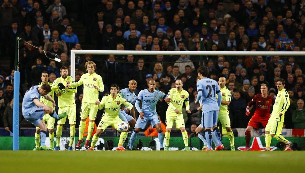صور : مباراة مانشستر سيتي - برشلونة 1-2 ( 24-02-2015 )  1424809639_812275_1424810195_album_grande
