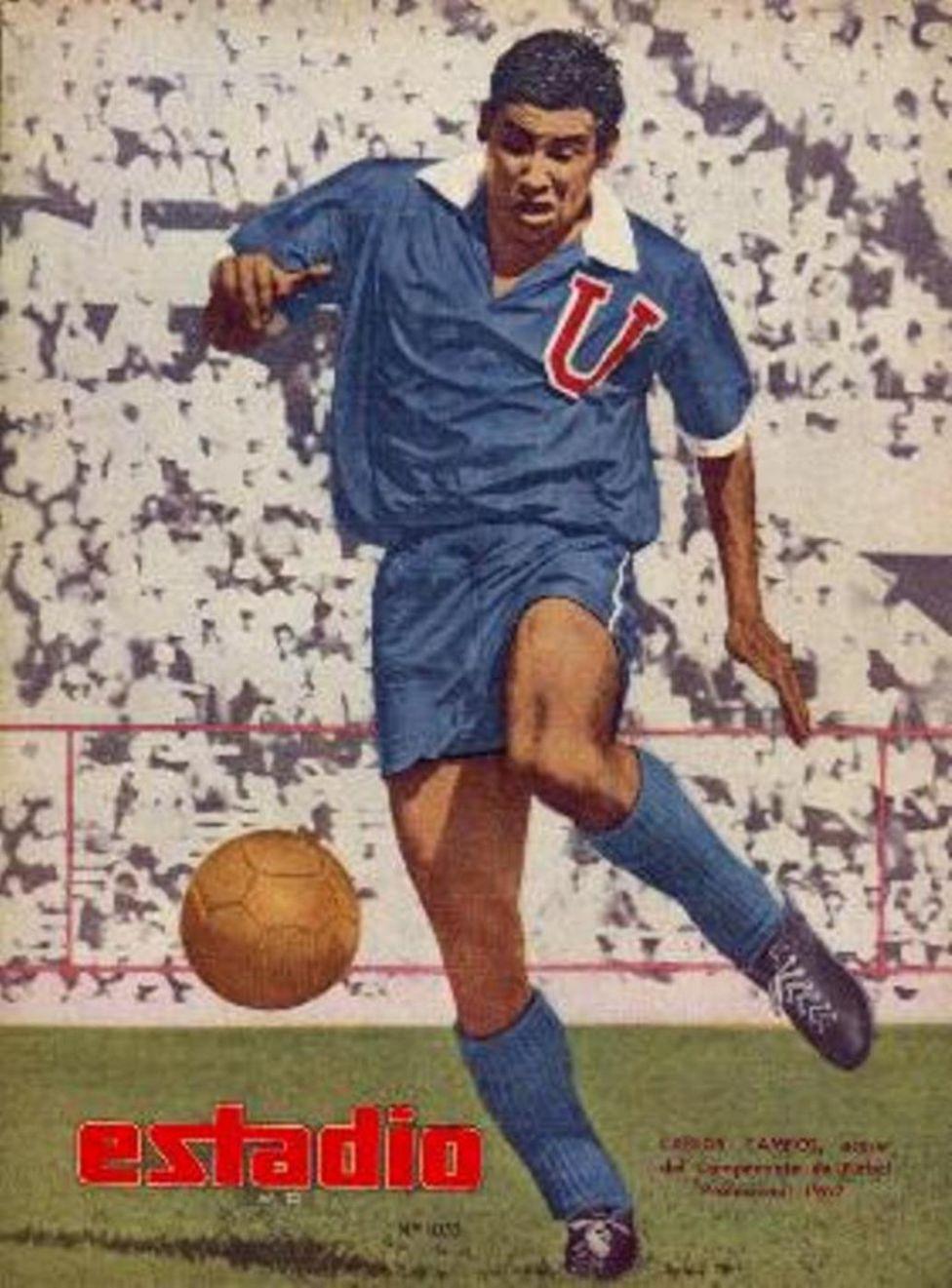 Resultado de imagen para CARLOS CAMPOS futbolista chileno