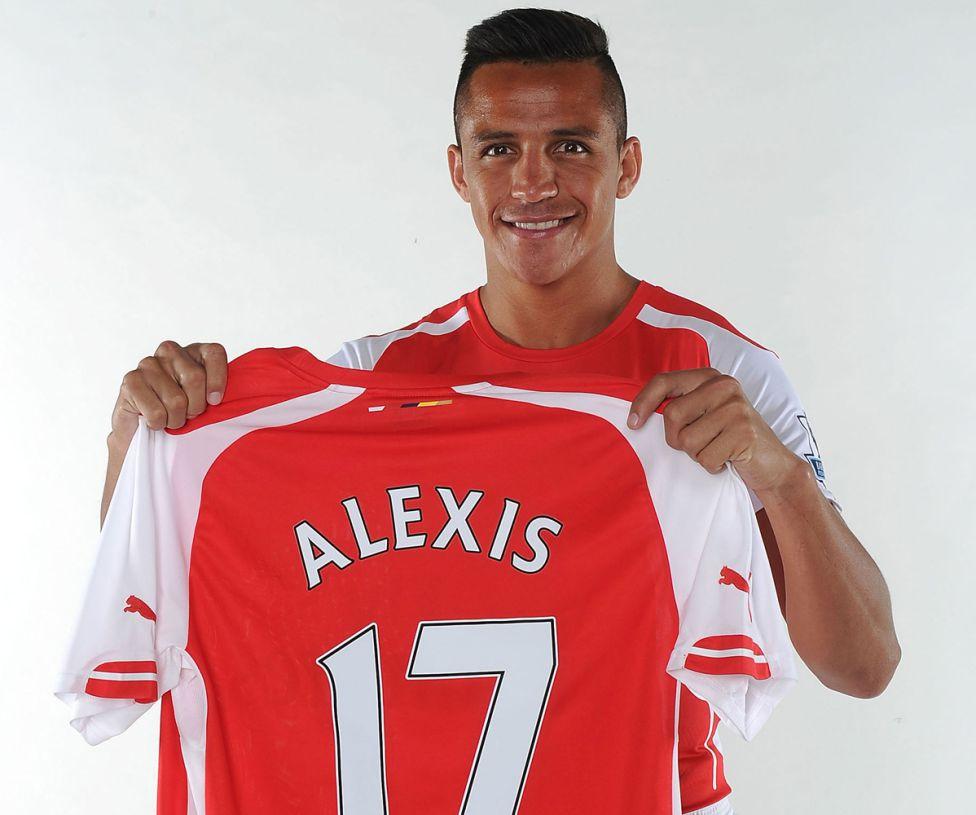 Alexis Sánchez | Un año de Alexis Sánchez en Arsenal - AS Chile