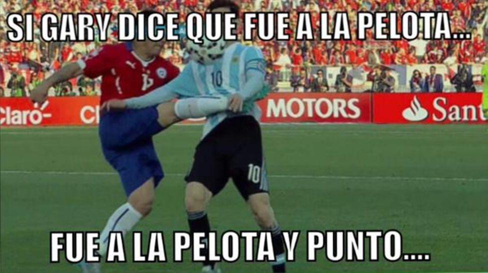 Memes Final Copa America Los Hilarantes Memes De La Final As Chile