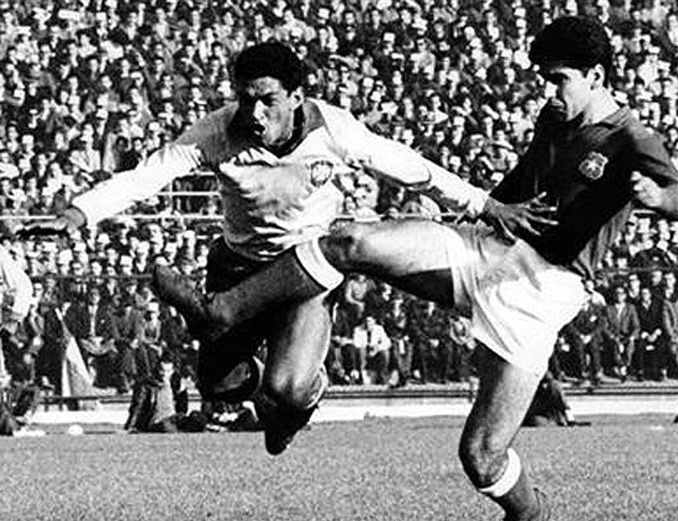 Resultado de imagen para Chile-brasil mundial 1962