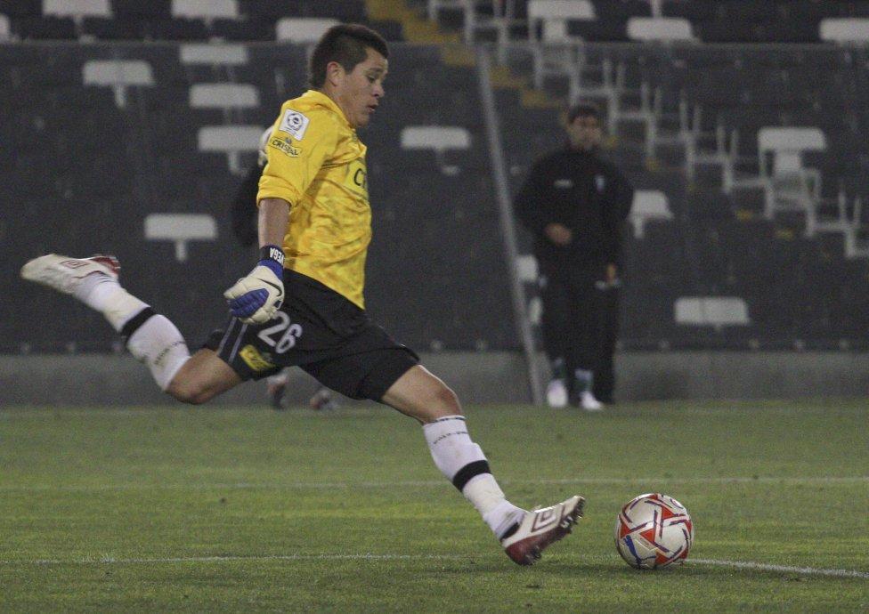 Fútbol chileno | Los arqueros de emergencia en Chile - AS Chile