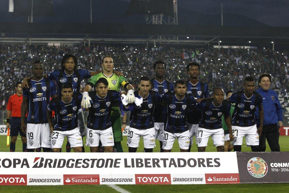 Colo Colo v Independiente del Valle, Copa Libertadores 2016.