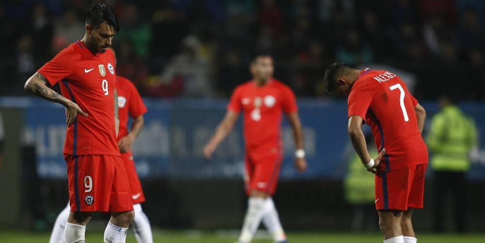 Le podrían quitar los dos trofeos a la selección chilena por fraude.