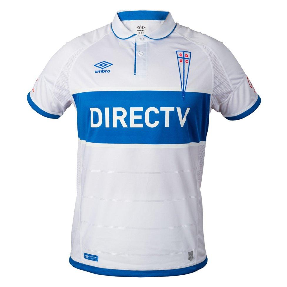 994d10c42b6ea Las camisetas que usarán los equipos en el torneo - AS Chile