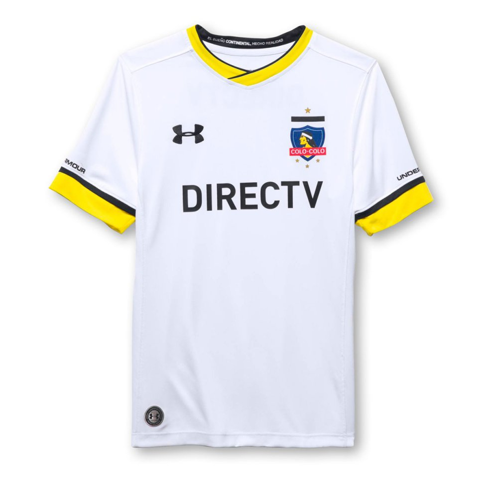 Colo Colo mantendrá la camiseta titular pero cambiará la alternativa a un  diseño que dejó diferentes f56fc06930802