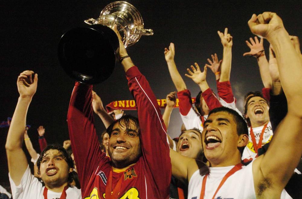 Unión Española campeón 2005: la rebelión de los postergados - AS Chile