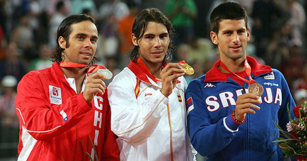 A 10 años de la medalla de plata de González en Beijing - AS Chile