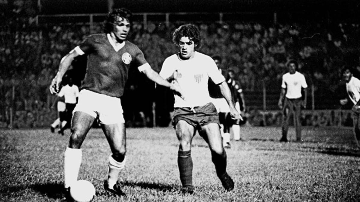 Las desconocidas historias de Figueroa con Pelé y Maradona AS Chile