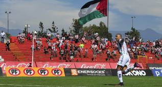 Futbol, Palestino v/s Deportes Temuco.