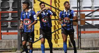 Futbol, Huachipato vs Palestino.