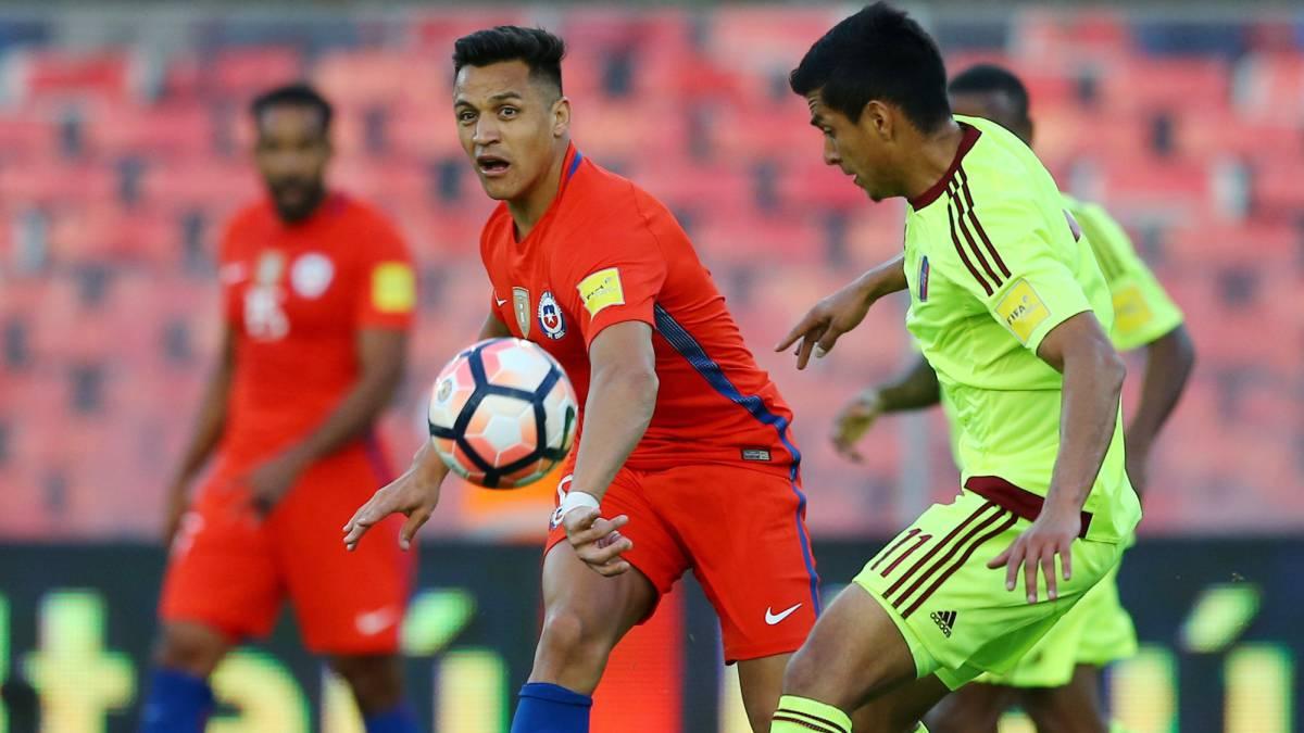 Chile 3-1 Venezuela: crónica, resumen, reacciones e imágenes - AS Chile
