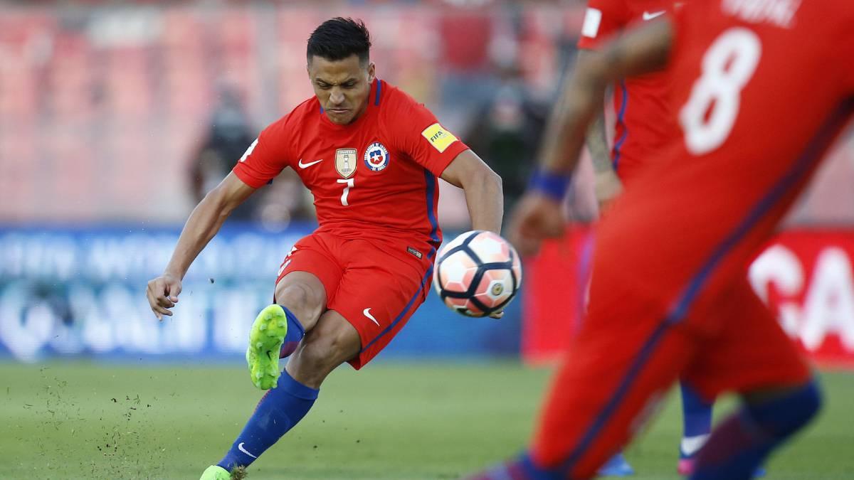 Alexis Sánchez, máximo goleador histórico de la Roja - AS Chile