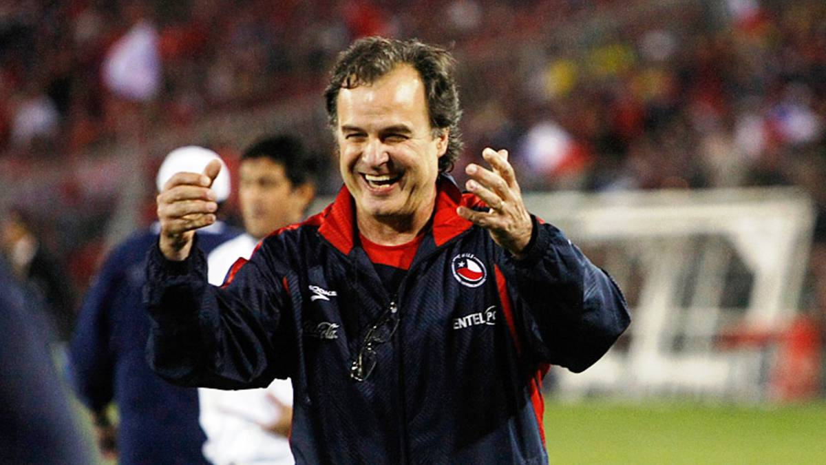 Los 10 números claves que dejó Marcelo Bielsa en la Roja - AS Chile