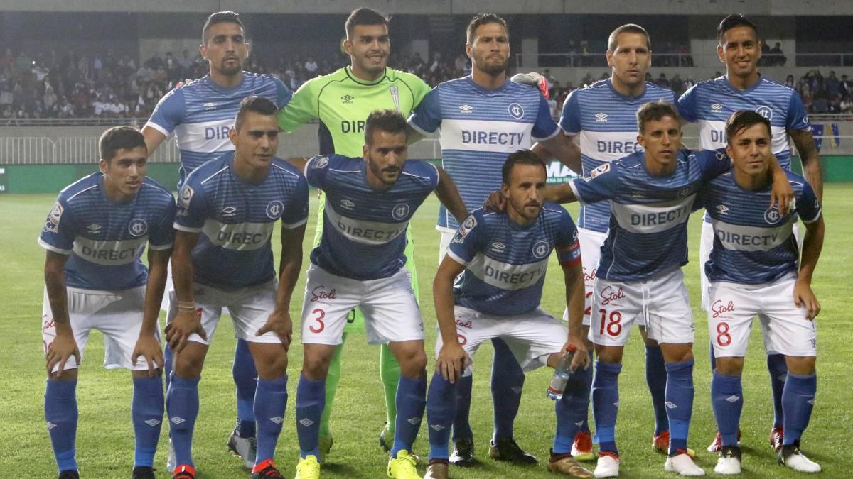 Este es el equipo ideal de San José en Católica para el 2018 - AS Chile 8b0e7647d5819