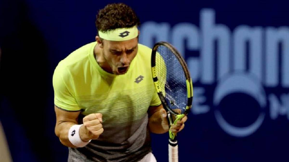 Marco Cecchinato se quedó con el Cachantun Open - AS Chile