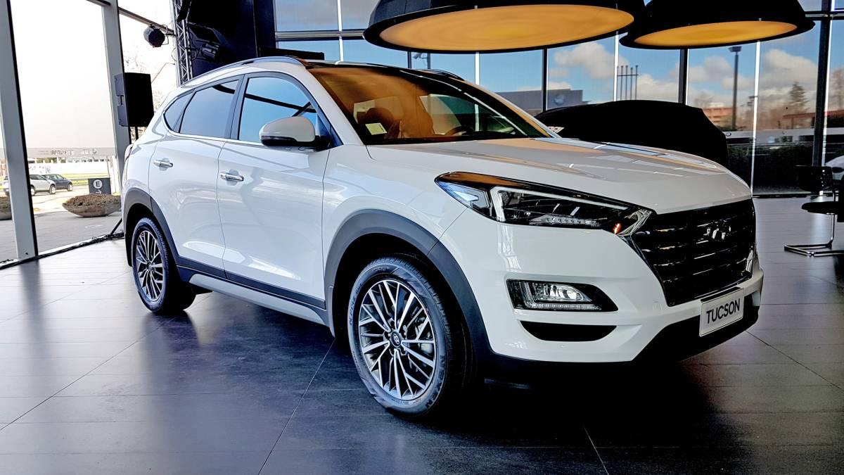 Nuevo Hyundai Tucson Cambio De Diseno Y Mayor Equipamiento As Chile