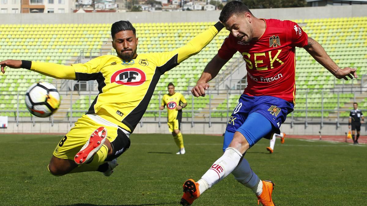 Resultado de imagen para san luis union española 0-2