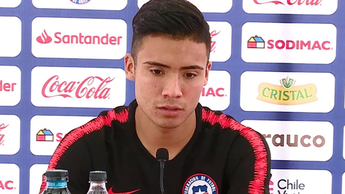Resultado de imagen para Nicolás Díaz Chile