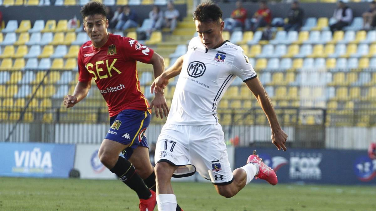 Colo Colo 0 U Espanola 1 Goles Resumen Y Resultado Copa Fox Sports As Chile