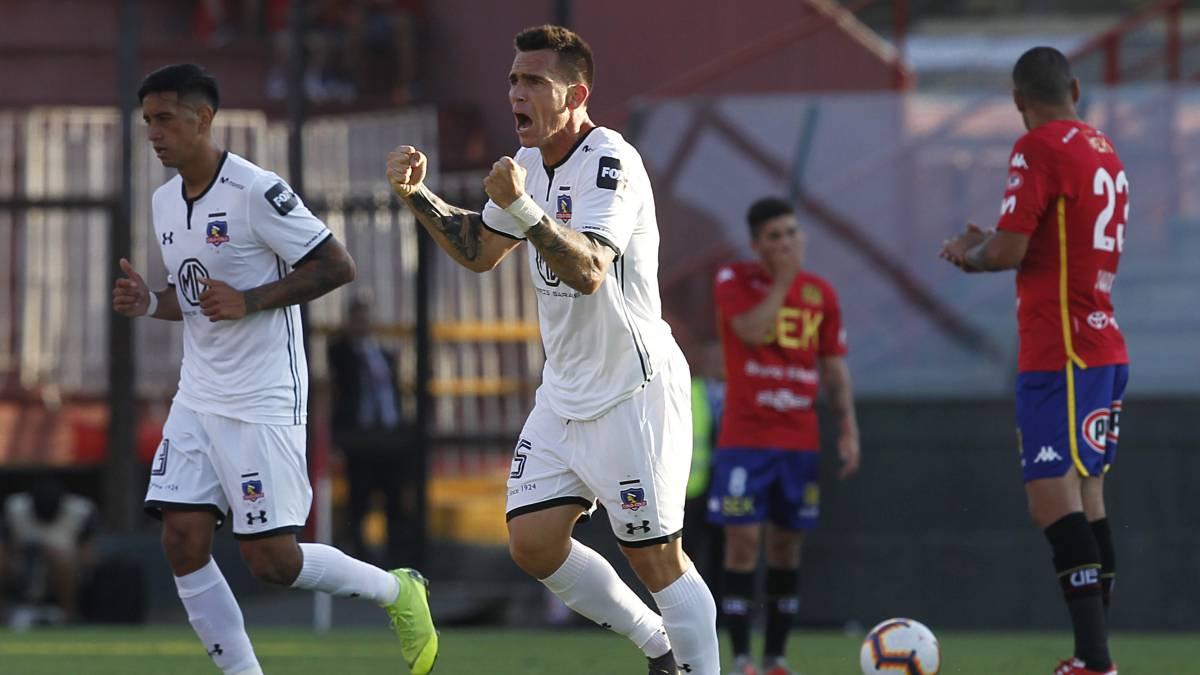 U Espanola Colo Colo Goles Resumen Y Resultado As Chile