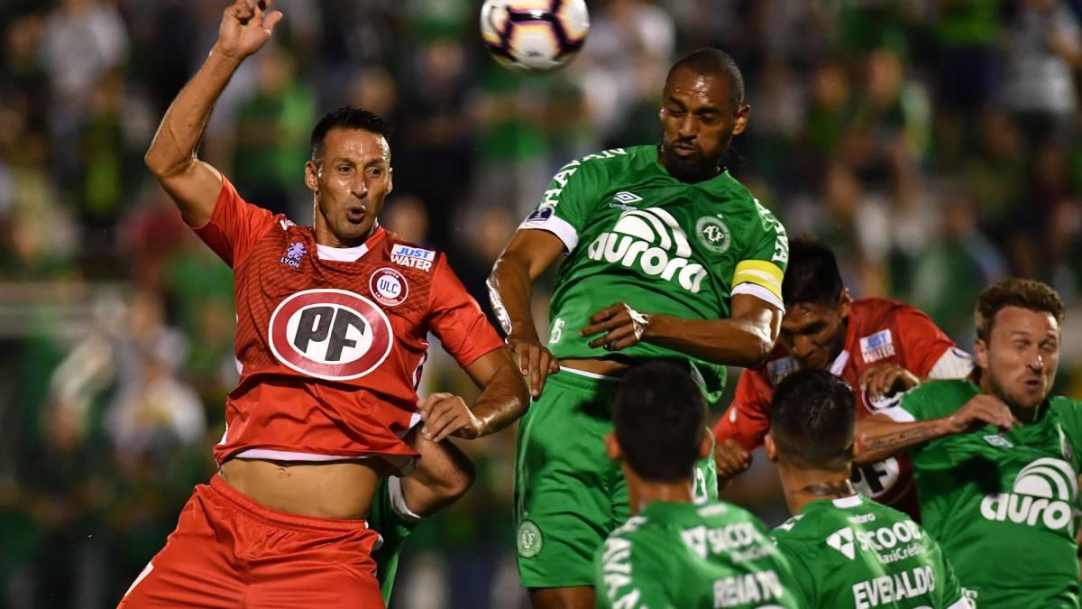 Chapecoense 1 La Calera 1 Resultado Y Resumen Copa Sudamericana As Chile