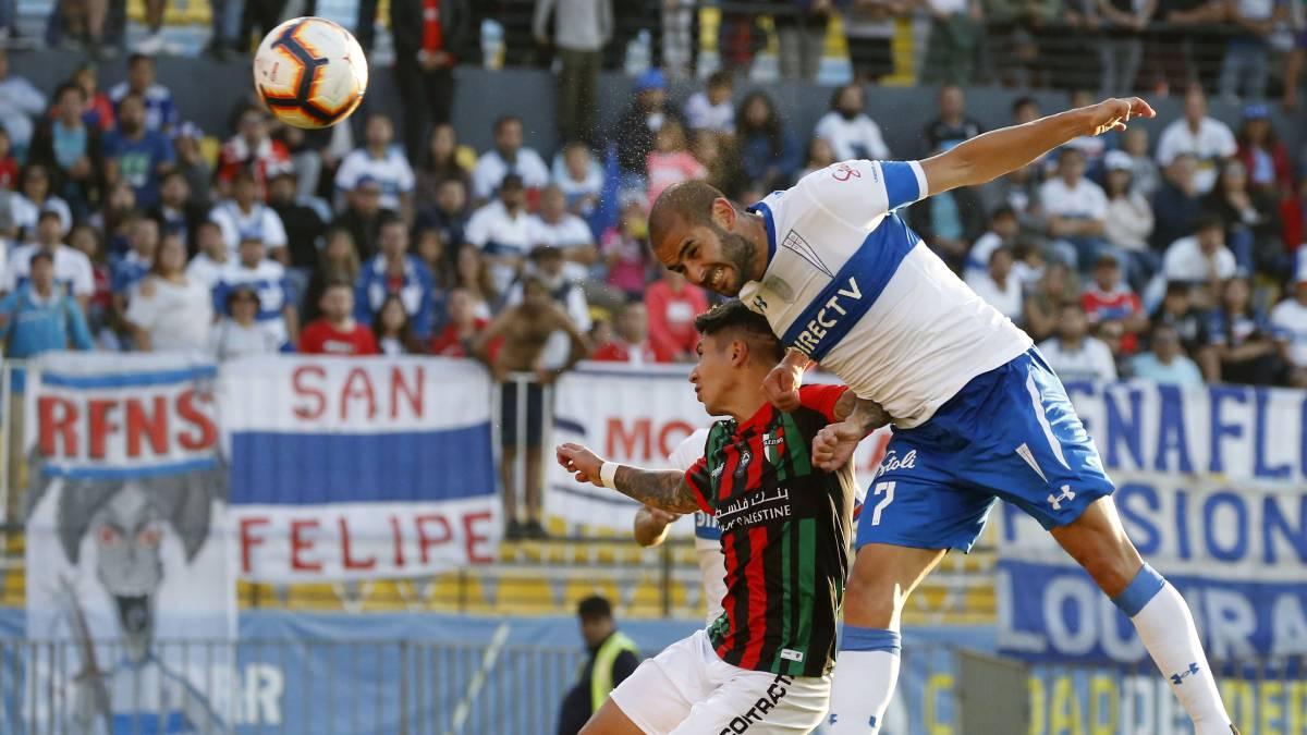 U. Católica 5-0 Palestino: los cruzados siguen de fiesta - AS Chile