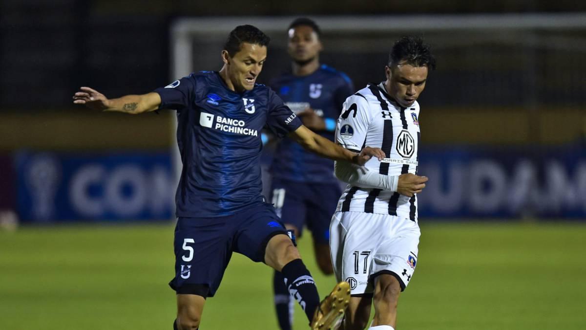 Resultado de imagen para Universidad Católica Ecuador Sudamericana 2019