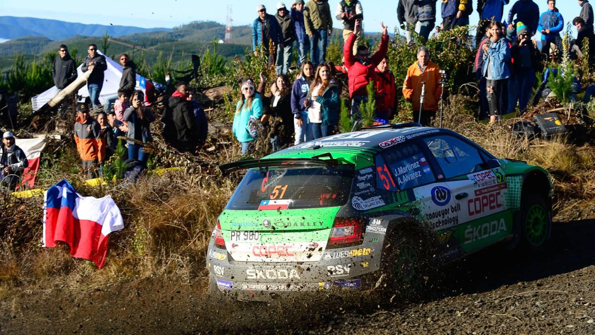 Calendario Rally Wrc 2020.Wrc Tendra Su Fecha En Chile Antes Que En Argentina En 2020