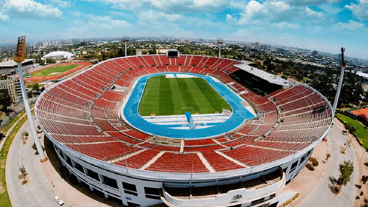 Un estadio para Chile - AS Chile