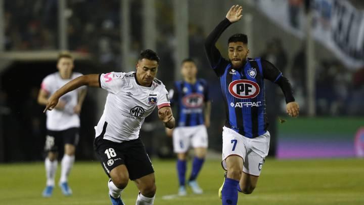 Colo Colo 2 Huachipato 2 Goles Resumen Y Resultado As Chile