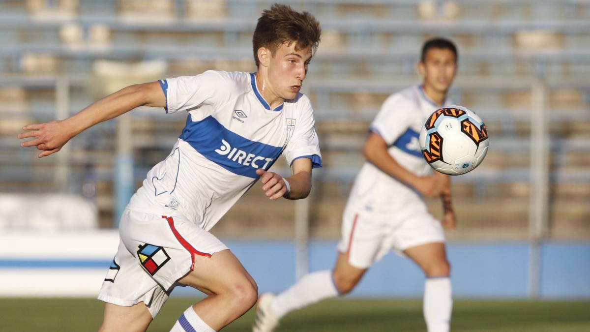 Hijo de Barticciotto será parte de la pretemporada de la UC - AS Chile