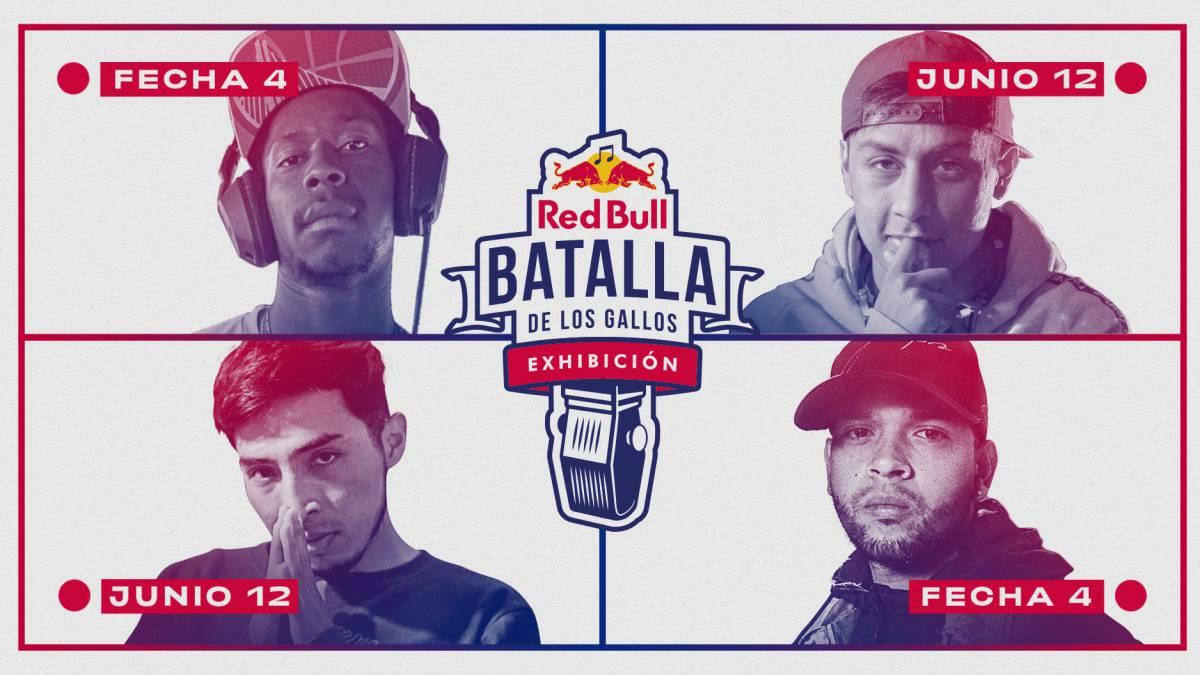 Así será la cuarta jornada de Red Bull Batalla de los Gallos ...