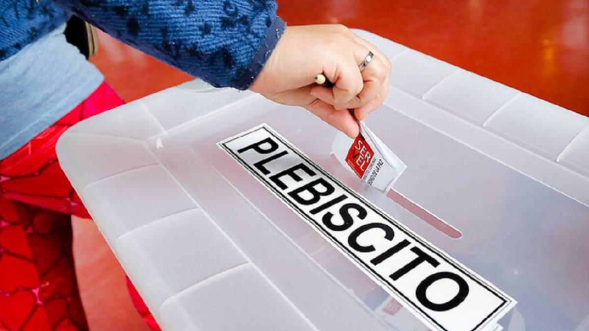 Plebiscito Nacional del 25 de octubre: ¿cómo afectará el coronavirus? - AS  Chile