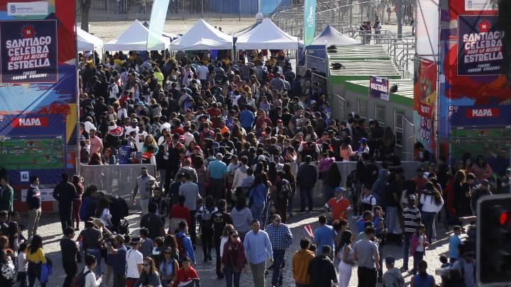 Fiestas Patrias 2020 A Que Hora Se Adelanta El Toque De Queda As Chile