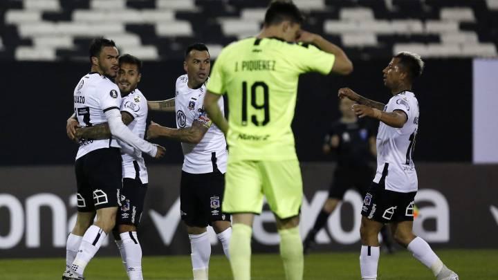 Colo Colo 2 - Peñarol 1, Copa Libertadores, fase de grupos: goles,  resultado y resumen - AS Chile