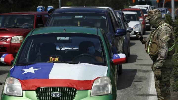 Cuantas Personas Se Han Saltado El Toque De Queda En Chile Por La Fiestas Patrias As Chile