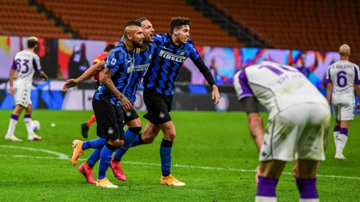 Serie A De Italia Benevento Vs Inter De Milan Horario Tv Y Como Seguir Online La Serie A As Chile