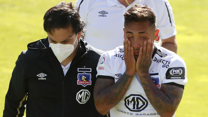 Everton – Colo Colo, Torneo Nacional en vivo - AS Chile