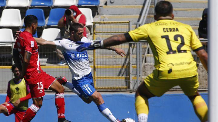 U. Católica 1-1 Curicó: crónica, resumen y resultado - AS Chile
