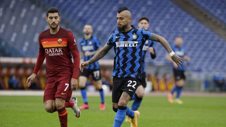 Mala cosa: Arturo Vidal salió y el Inter de Milán se desplomó - AS Chile