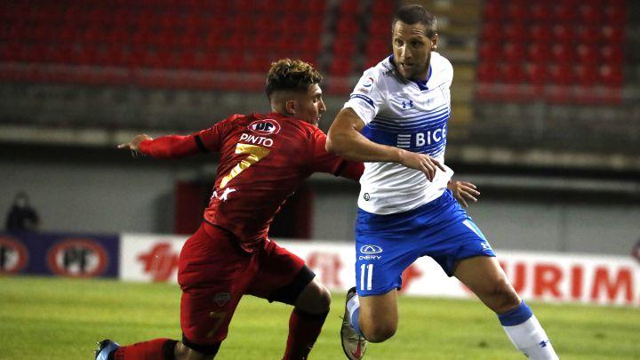 Ñublense 0 - 1 Universidad Católica: crónica, resultado y fotos - AS Chile
