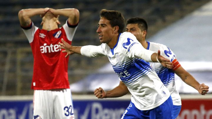 Universidad Católica 3, Nacional 1, Copa Libertadores: goles, resultado y  resumen - AS Chile