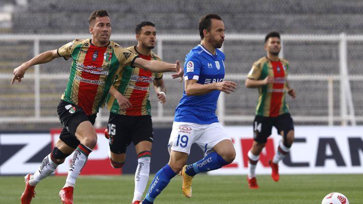 Palestino 3 - U. Católica 0: goles, resumen y resultado - AS Chile